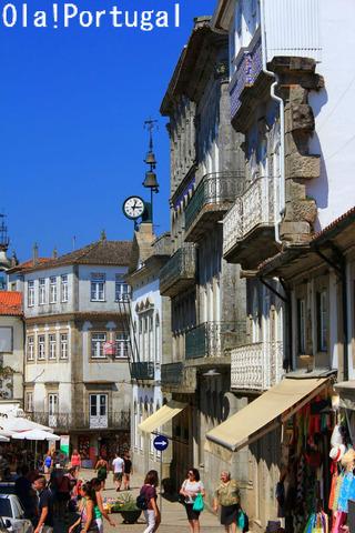 ポルトガルからスペインへの国境超え:ヴァレンサ~トゥーイ