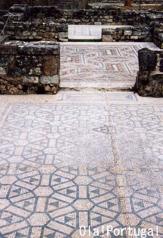 コニンブリガの遺跡