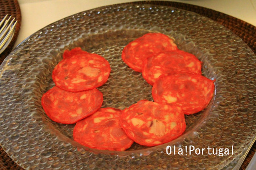ポルトガル料理:ポザーダの朝食(ベルモンテ)