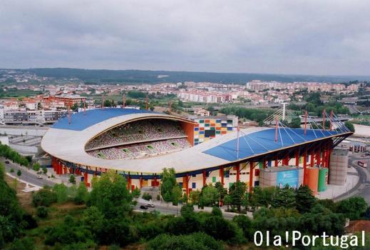 ポルトガル・スーペルリーガ、ウニアン・レイリアのスタジアム
