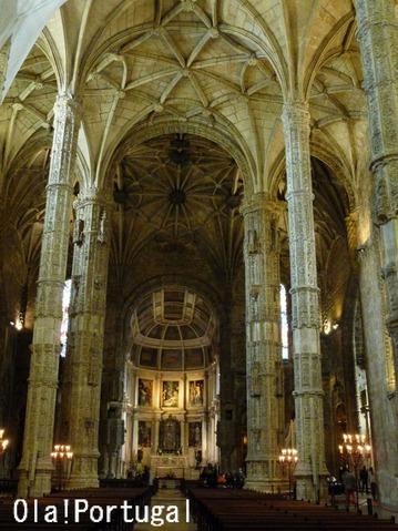 リスボン旅行記:ベレン地区サンタ・マリア教会(Ola! Portugal)