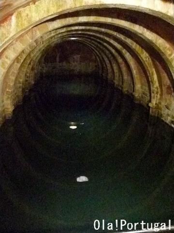 Cisterna, Castelo de Marvao