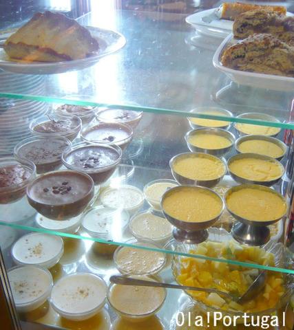 ポルトガルのデザート:Sobremesa ソブレメサ