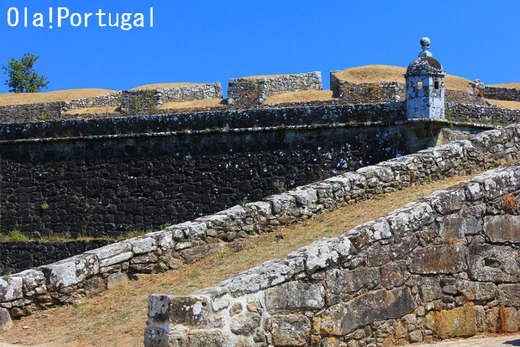 ポルトガルの城跡:カステロ・デ・ヴァレンサ(ヴァレンサ城)