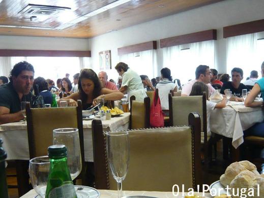 メアリャーダの人気レストラン:ペドロ・ドス・レイトンエス