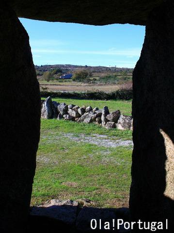 ポルトガルの巨石文化:支石墓、立石、環状列石