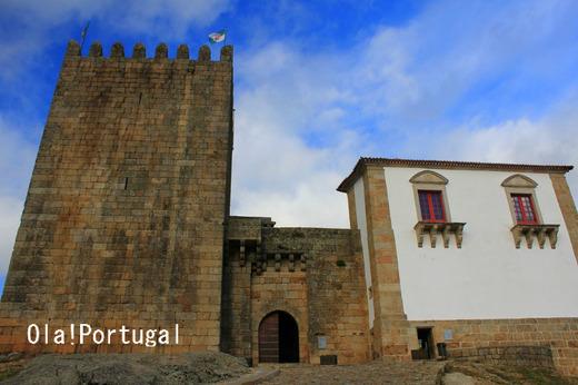 ポルトガルのお城:カステロ・デ・ベルモンテ