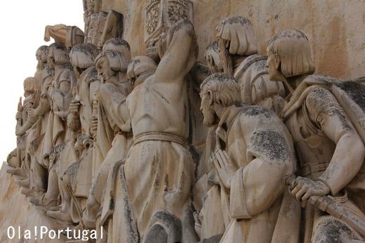 ポルトガルの世界遺産:発見のモニュメント(ベレン)