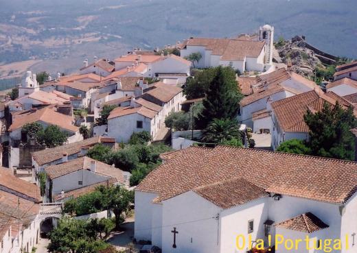 ポルトガル旅行記:Marvao マルヴァオン
