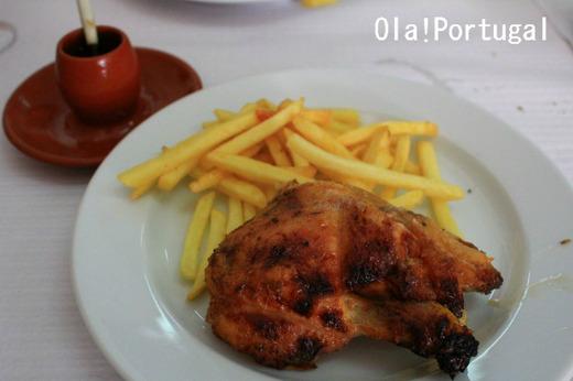 『レトロな旅時間ポルトガルへ』で紹介のリスボン大衆食堂