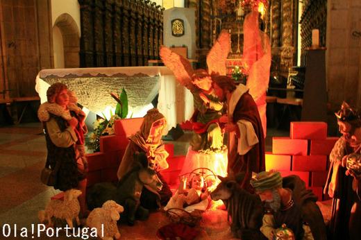 ポルトガルのクリスマスの飾り、イルミネーション