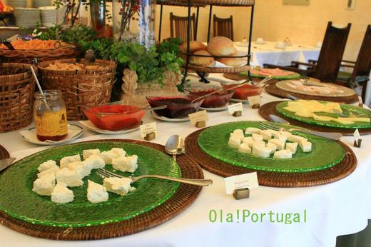 ポルトガルのフレッシュチーズ:リケイジャオン、ケイジョ・フレスコ