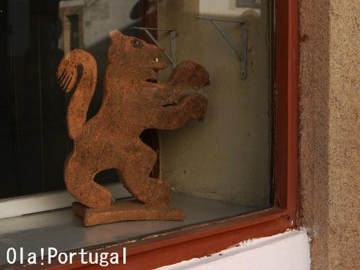 Sporting Clube de Portugal  スポルティング・リスボンのマスコット