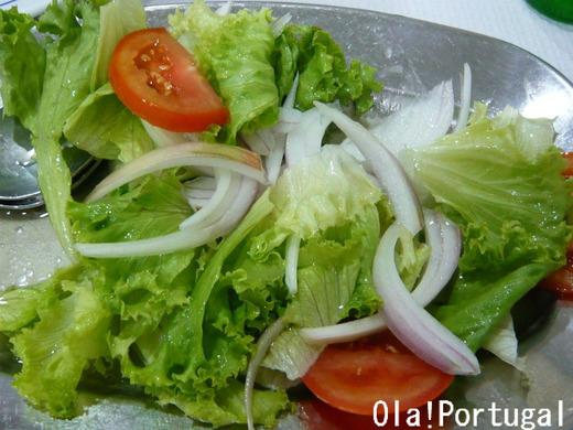 ポルトガル料理:Salada サラーダ