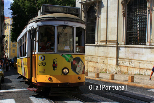 ポルトガル旅行記:リスボン市電の乗り方