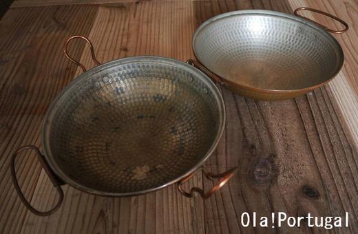 ポルトガルのお土産:カタプラーナ鍋