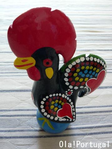 ポルトガル土産:ガロの置物