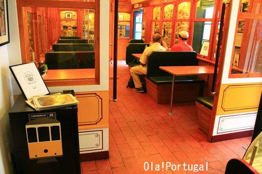 ポルトガル・リスボン旅行記:人気のカフェ(28 cafe)