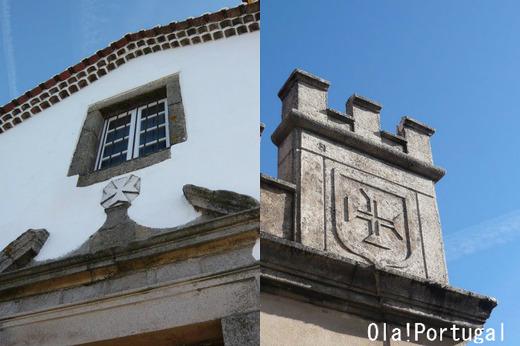 マルタ騎士団とキリスト騎士団の紋章