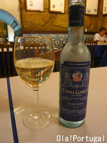 ポルトガルのワイン:ヴィーニョ・ヴェルデ