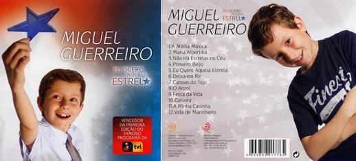 消臭力のミゲル君のポルトガルで発売のCD