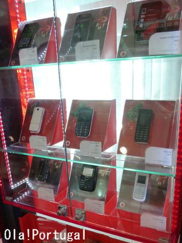 ポルトガルで格安携帯&プリペイドシムを購入