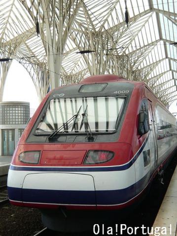 ポルトガル国鉄:特急アルファ