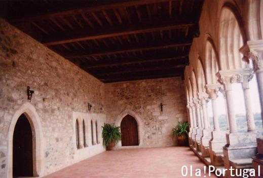 Castelo de Leiria レイリア城