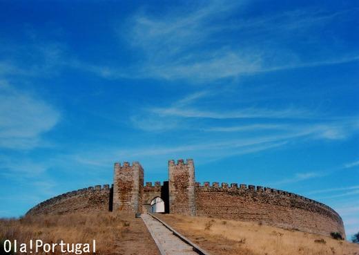 ポルトガル旅行記:アライオロス城