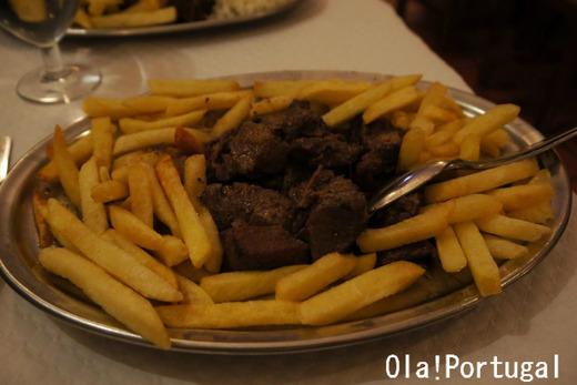 ポルトガル料理:Javali a Nordeste ジャバリー(イノシシ)