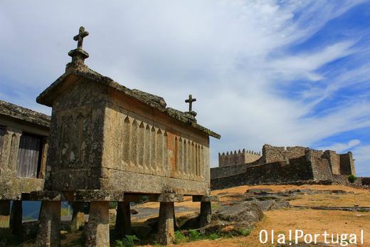 ポルトガル旅行記:Lindoso リンドーゾ
