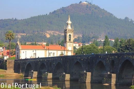 ポルトガル旅行記:Ponte de Lima ポンテ・デ・リマ