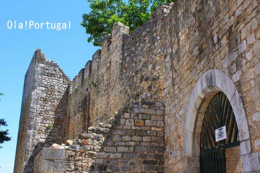 ポルトガル旅行記:タヴィラ(タヴィラ城)