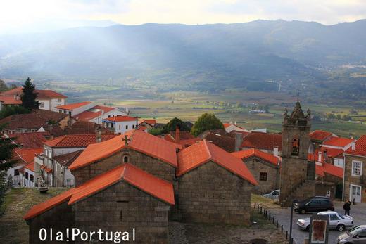 ポルトガル旅行記:ポルトガル中部ベイラ地方のベルモンテ