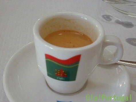 ポルトガル料理:カフェ Cafe