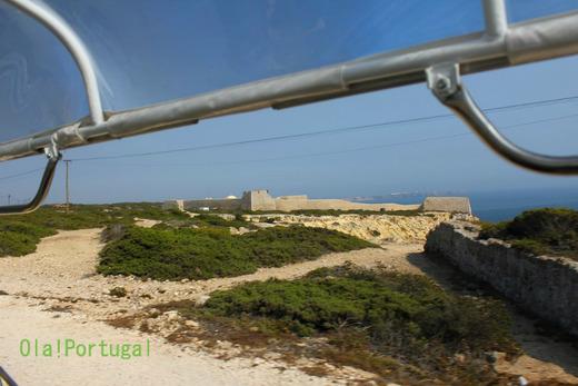 ポルトガル・アルガルヴェ地方の旅:サン・ヴィセンテ岬