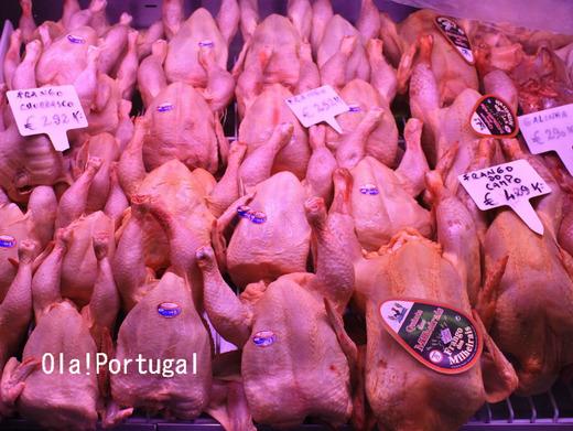 ポルトガルの鶏料理