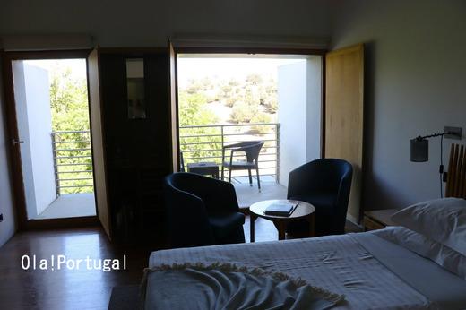 ポルトガル旅行記:アライオロスのポザーダ宿泊記