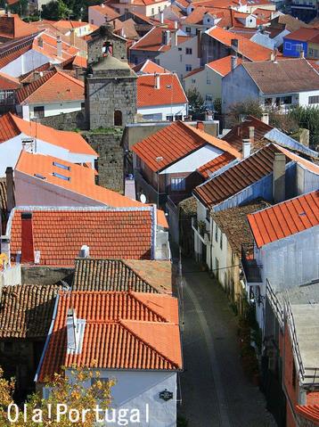 ポルトガル旅行記:ベイラ・アルタ地方の田舎の村サブガル