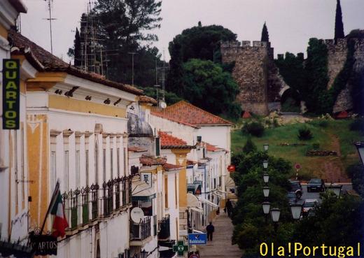 アレンテージョ地方の可愛らしい町:Vila vicosa ヴィラ・ヴィソーザ