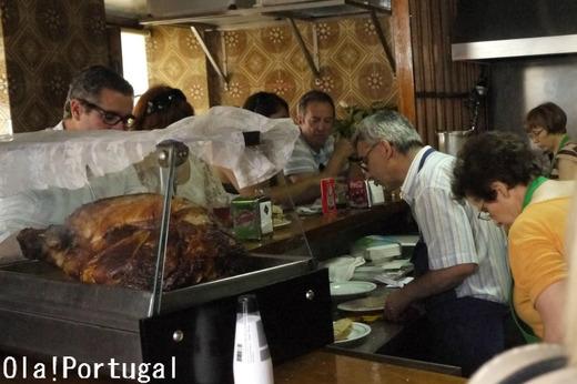ポルトの美味しいカフェ:ビファナ