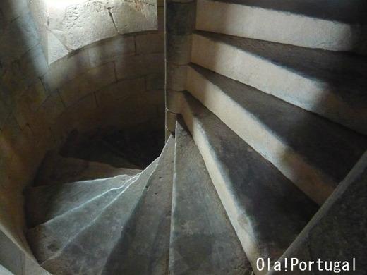 イベリア半島で最も高い望楼があるカステロ・デ・ベージャ