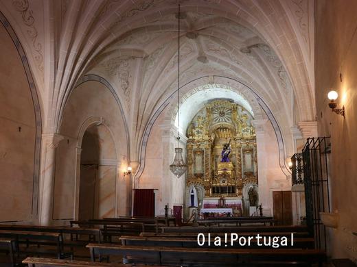 Igreja do Salvador, Arraiolos, Portugal