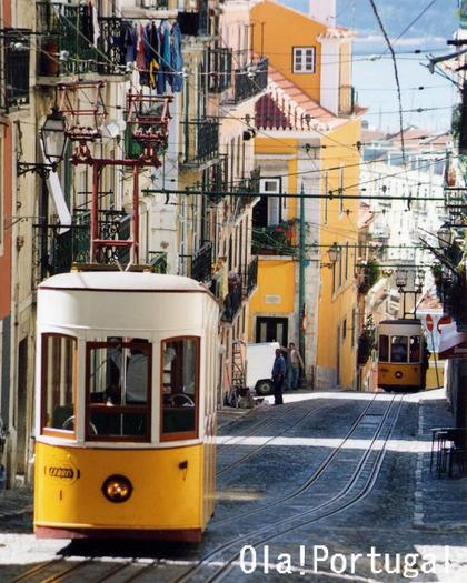 リスボンのケーブルカー:ビッカ線