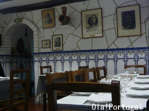 ポルトガル旅行記:ポルトのレストラン