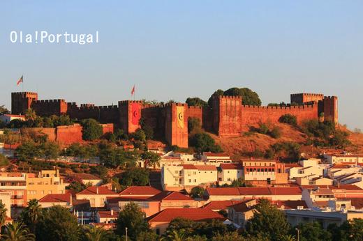 ポルトガル旅行記:Silves シルヴェス