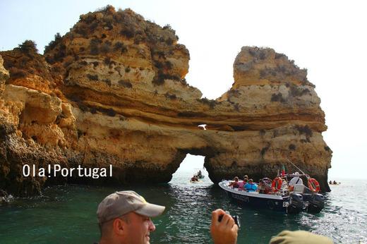 ポルトガル旅行記:アルガルヴェ地方