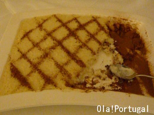 ポルトガルのデザート:Arroz Doce アローシュ・ドース