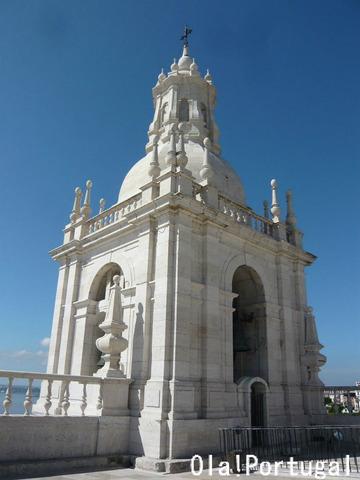 サン・ヴィセンテ・デ・フォーラ教会と修道院(リスボン)