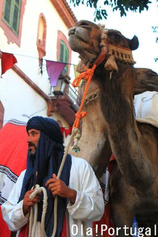 ポルトガル旅行記:Silves シルヴェスの中世祭り